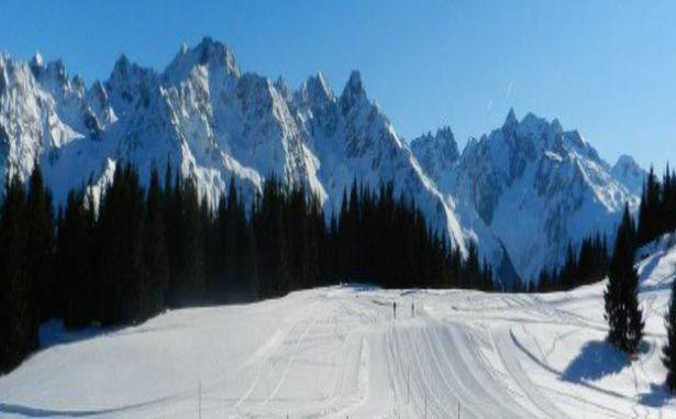 Le Barioz Alpin - Panorama