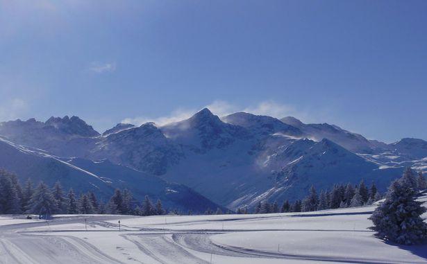 Le Barioz Alpin - Piste