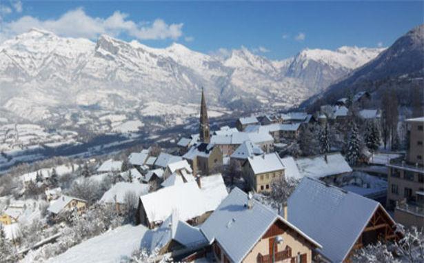Saint-Léger-Les-Mélèzes - Village