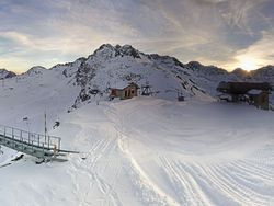 Webcam Col de la Traversette - 2400m