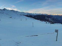 Webcam Snowpark Les Arcs / Bourg-St-Maurice