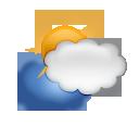 bulletin meteo Puy-St-Vincent : Couvert et éclaircies