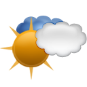 bulletin meteo Valberg : Légèrement nuageux