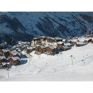 Ski alpin aux Menuires