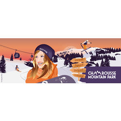 Chamrousse Mountain Park, saison 2018/2019