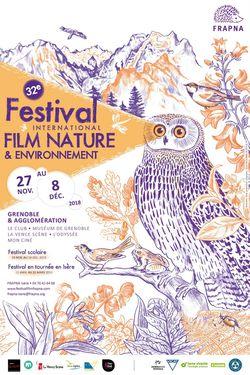 Festival International du Film Nature et Environnement 2018