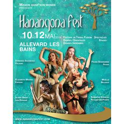 Hanangona Fest 2019, festival de danses orientales, indiennes