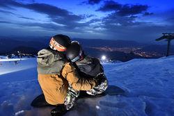 Le 14 février, l'Amour se célèbre à Chamrousse