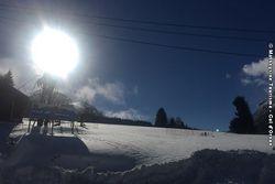 Ski au Col-d'Ornon les pistes sont ouvertes