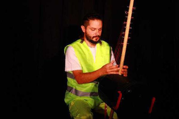 """Recyclage musical"" - Cie Do Rêve Mi aux Aillons-Margeriaz"
