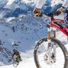 Sarenne Snow Bike 2019 à L'Alpe-d'Huez