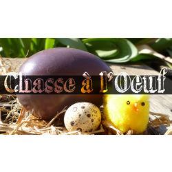 Chasse à l'oeuf de Pâques aux Aillons Margériaz