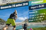 Trail des Sept Laux 2019 - Prapoutel, Le Pleynet, Pipay