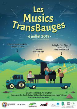 Music's TransBauges 2019