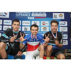 NOUVEAU - Championnats de France VTT à l'Alpe-d'Huez