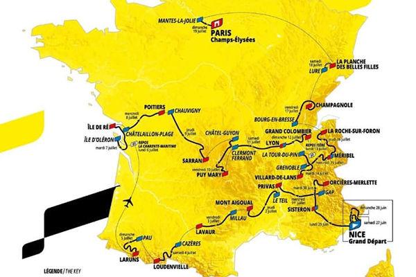 Parcours du Tour de France : les cyclistes verront l'Isère