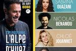 Découvrez le Jury du 23e Festival de l'Alpe d'Huez 2020