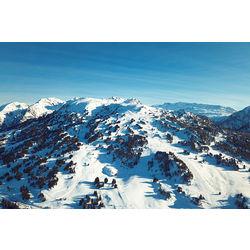 Pré-ouverture partielle des domaines skiables de Chamrousse
