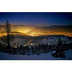 Trophée du meilleur itinéraire nocturne de ski de randonnée