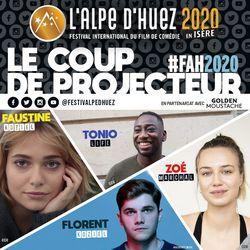 Le Coup de Projecteur du Festival du Film de Comédie 2020