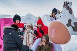 Le nouveau clip de Kids United tourné à l'Alpe d'Huez