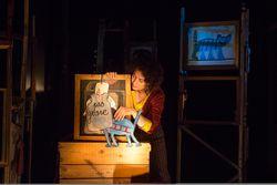 Escabelle, spectacle jeune public au Cairn de Lans en Vercors