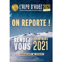 Le Festival du Film de Comédie de l'Alpe d'Huez est reporté !