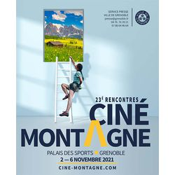 Rencontres Ciné-Montagne 2021 au Palais des Sports de Grenoble