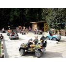 activité de montage Jeux pour enfants : Circuit de motos électriques les Loupiots