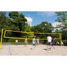 activité de montage Stade : Beach-volley