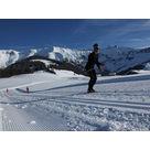 activité de montage Piste de ski de fond : Piste de fond - Golf