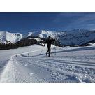 activité de montage Piste de ski de fond : Piste de fond - Encraty