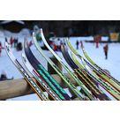 activité de montage Piste de ski de fond : Piste de fond - Cassioz / Vériaz