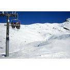 activité de montage Piste de ski alpin : Boarder-cross