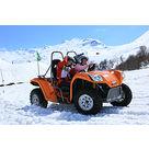 activité de montage Circuit automobile ou moto : Circuit motos-neige pour enfants - Altana bike