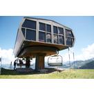 activité de montage Téléphérique touristique : Télésiège du Grand-Mont.