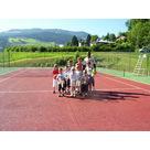 activité de montage Tennis : Courts de tennis