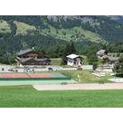 activité de montage Stade : Terrain multisports