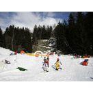 """Crocski matin 3/12 ans"" : Cours de ski + Repas"