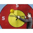 Concours de tir à la sarbacane - Maison du Tourisme