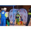 activité de montage Patinoire : Jardin de glace