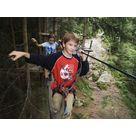 """Arbre Aventure - La forêt du Mont-Blanc - """"P'tit Kid Aventure"""" - Indiana'Ventures"""