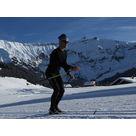 activité de montage Piste de ski de fond : Piste de fond - Cote 2000
