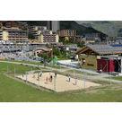 activité de montage Stade : Espace Beach