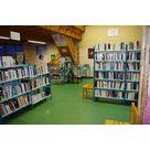 activité de montage Bibliothèque - Médiathèque : Espace Livres, Bibliothèque