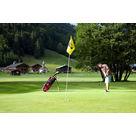 activité de montage Golf : Golf : pratice couvert et chauffé