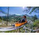 activité de montage Piste de luge / bobsleigh : Luge multisaison Verdon Express