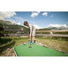 activité de montage Mini golf : Minigolf 18 trous