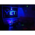 activité de montage Discothèque : Le Yéti Club
