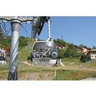 activité de montage Téléphérique touristique : Télécabine de la Brive